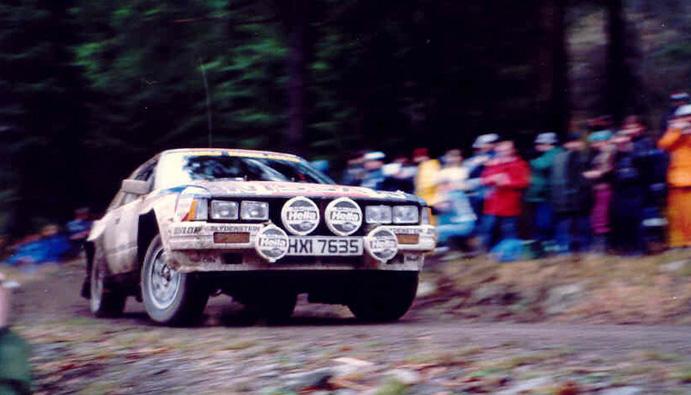 The Audi Sport Rally
